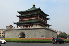 The Bell Tower of Xian Royalty Free Stock Images