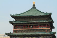 The Bell Tower of Xian Royalty Free Stock Image