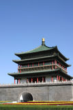 Bell Tower - Xian China Stock Photos
