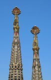 Bell Towers Royalty Free Stock Photos