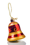 Bell toy isolated on white background Royalty Free Stock Image