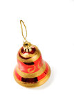 Bell toy isolated on white background Royalty Free Stock Photos