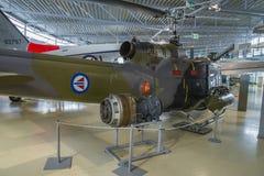 Bell uh-1b huey Stock Image