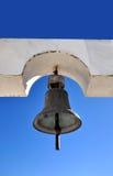 Bell und blauer Himmel Stockfotografie