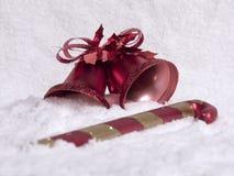 Bell und Süßigkeit Lizenzfreies Stockfoto