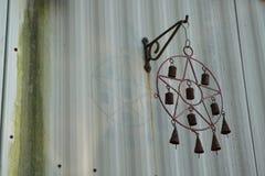 Bell und Schatten Stockbild