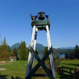 Bell Vecchio-disegnata Immagini Stock