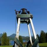 Bell Vecchio-disegnata Fotografie Stock Libere da Diritti