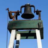 Bell Vecchio-disegnata Immagini Stock Libere da Diritti