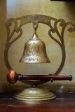 Bell vieja Foto de archivo libre de regalías