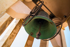 Bell vom Denkmal Stockfotos