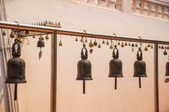 Bell vom Tempel thailand bangkok lizenzfreie stockfotografie