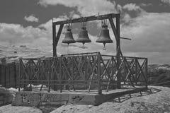 Bell von Meteora Lizenzfreie Stockfotos