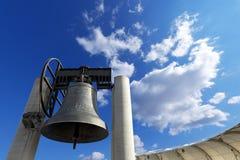 Bell von Rovereto - Trento Italien Lizenzfreies Stockbild