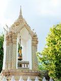 Bell a Wat Ratchabopit Fotografie Stock Libere da Diritti