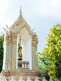 Bell at Wat Ratchabopit Royalty Free Stock Photos