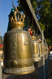 Bell in Wat Sri Chum Royalty Free Stock Photo