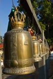 Bell Wat Sri im Kumpel lizenzfreies stockfoto