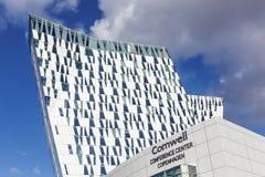 Bella天空旅馆在哥本哈根,丹麦 库存图片