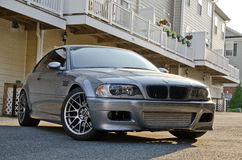 Bella abitudine di BMW m3 E46 Immagine Stock Libera da Diritti