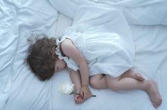 Bella addormentata Fotografie Stock Libere da Diritti