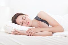 Bella addormentata Fotografia Stock