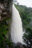 Bella alta cascata Immagini Stock