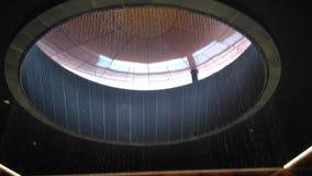 Bella architettura in museo afroamericano Fotografia Stock