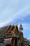 Bella architettura tailandese fotografia stock libera da diritti