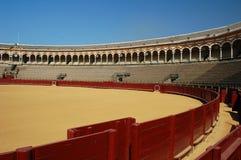Bella arena di bullfight nella S Immagini Stock