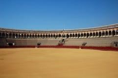 Bella arena di bullfight nella S Fotografie Stock