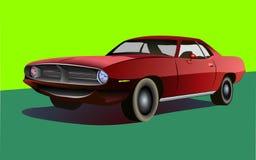 Bella automobile royalty illustrazione gratis