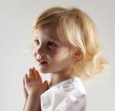Bella bambina fotografie stock