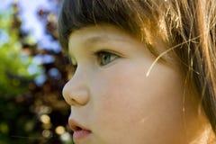 Bella bambina Fotografia Stock