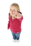 Bella bambina Immagini Stock Libere da Diritti