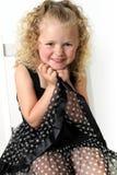 Bella bambina fotografia stock libera da diritti