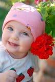Bella bambina immagine stock