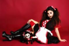 Bella bambola filippina fotografie stock libere da diritti