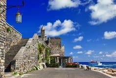 bella brzegowy Italia zdjęcia royalty free