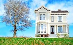 Bella casa Fotografia Stock Libera da Diritti