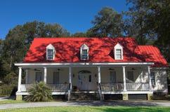 Bella casa del sud Fotografia Stock