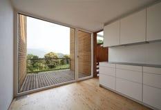 Bella casa ecologica Fotografia Stock