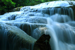 Bella cascata Immagine Stock Libera da Diritti