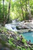 Bella cascata Fotografie Stock Libere da Diritti