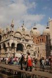 Bella cattedrale San Marco fotografia stock