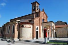 Bella chiesa Immagine Stock