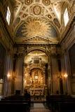 Bella chiesa Fotografia Stock