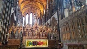 Bella chiesa Immagini Stock Libere da Diritti