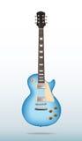 Bella chitarra elettrica Immagini Stock