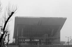 Bella città Mosca della costruzione Fotografie Stock Libere da Diritti